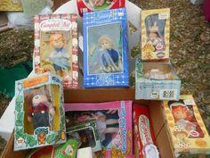 Found on EstateSales.NET: Vintage  Campbells kids & other/mint in box