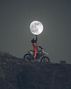 "Gefällt 32.3 Tsd. Mal, 455 Kommentare - Aaron Brimhall (@aaronbhall) auf Instagram: ""Shoot the moon. @ethenroberts @shiftmx"""