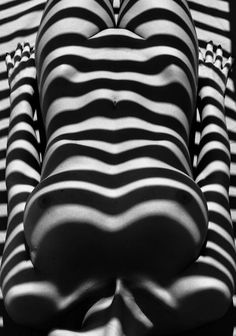 White Stripes On Behance, curated by Michael Paul Young on Buamai. Erotic Photography, Abstract Photography, Artistic Photography, Photography Tips, Portrait Photography, Shadow Photos, Smart Art, Black White Art, Photoshop