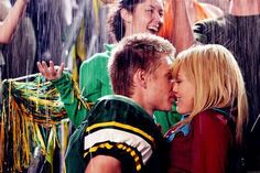 """""""sorry I made you wait for the rain""""... The best part of this movie!"""