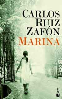 Marina, the unforgettable story that preceded The Shadow of the Wind, by Carlos Ruiz Zafón. Marina hardback and pocket editions. I Love Books, Books To Read, My Books, Book Writer, Reading Material, Book Lists, Book Worms, Literature, Barcelona
