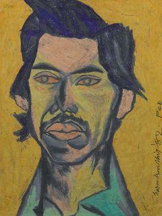#Surendran Nair#, Works On Paper, 24 Hour Online Auction: Mar 26-27, 2014, Lot 32, #Indian Art, #Saffronart#