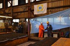 Heerema starts construction of Culzean jacket