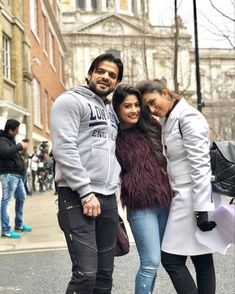 No photo description available. Indian Celebrities, Bollywood Celebrities, Karan Patel, Aditi Bhatia, Yeh Hai Mohabbatein, Cute Friend Pictures, Creative Portrait Photography, Bridal Dress Design, Dress Indian Style
