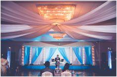 Wyndham Jacksonville Riverwalk Wedding Reception, Raising a toast. Indian wedding
