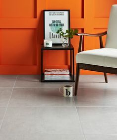 Runway Grey 60x60 Tile. With an attractive satin finish, the Runway Grey large format tile is suitable for kitchen and bathroom as well as external use as it is frost resistant. £33m2