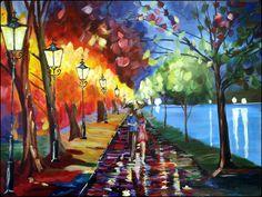 """18x24"""" Acrylic on Canvas"""