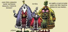 Idígoras desvela el secreto de los Reyes Magos