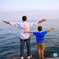mutlu anne babalar mutlu çocuklar: model olmak...