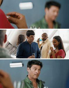 Star Trek Beyond | Bones, Spock & Uhura