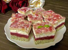 Malinowa mgiełka - Blog z apetytem Polish Desserts, Vanilla Cake, Baked Goods, Ale, Cheesecake, Dessert Recipes, Pudding, Cookies, Baking