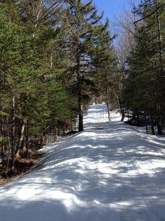 Still snow in the Adirondacks