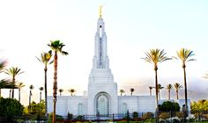 Redlands California Temple of The Church of Jesus Christ of Latter-day Saints. #LDS #Mormon