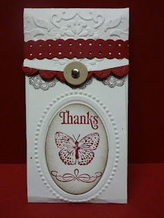 """Now l have to say these are the cutest Die cuts ever.""""Stampin-Ups"""" new Petite Envelope Die, l was very excited to get my hands on this . Petite Purses, Kindness Matters, Treat Holder, Birthday Thank You, Pocket Cards, Stamping Up Cards, Quick Cards, 3d Projects, Embossing Folder"""