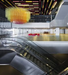 Gallery of Lima Convention Center / IDOM - 15