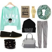 a whole hipster set 4 hipster gals