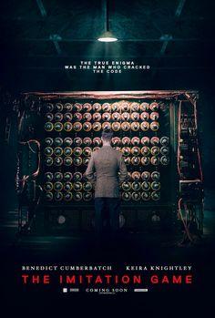 """Cuéntame una historia: """"The imitation Game (Descifrando Enigma)"""" de Morte..."""
