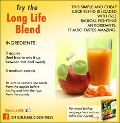 Try this Blend that Fights Free Radicals! http://go.vincedelmontefitness.com/go/41731/fb-10-08-13