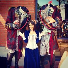 Bioshock Infinite Cosplay!