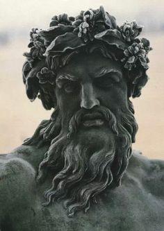 Zeus statue, Versalles Palace, France
