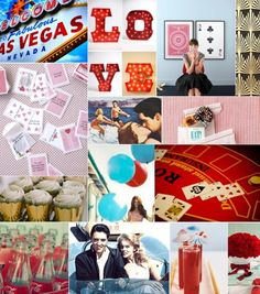 vegas party inspiration