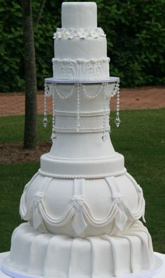 A Different Type Of Wedding Cake