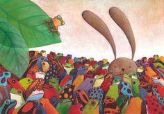 """Consultate il mio progetto @Behance: """"Ciacio in Amazonia,  picture book"""" https://www.behance.net/gallery/45835959/Ciacio-in-Amazonia-picture-book"""