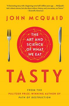 """""""A fascinating blend of culinary history and the science of taste"""" (Publishers Weekly, starred review), from the first bite taken by our ancestors to ongoing scientific advances in taste and today's """"foodie"""" revolution."""