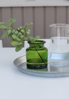 Bambula - vihreän sävyä - green