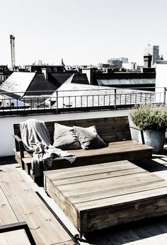 Old town Copenhagen apartment. Image by Line Klein for KBH