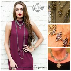 eSBe Designs also has very special limited edition pieces, as well.....you simply MUST see this piece!  #esbeJEWELRY #esbeDESIGNS  #wowfactor