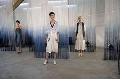 Pas De Calais : Découvrez la collection Printemps / Eté 2015 qui a été dévoilée à New-York aujourd'hui en ce premier jour de Fashion Week !