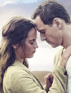 "Michael Fassbender and Alicia Vikander ""The Light Between Oceans"" upcoming 2016 drama film"