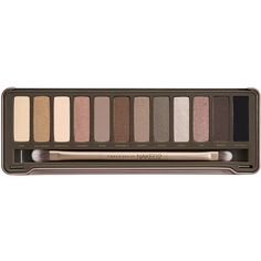 Naked2 Eyeshadow Palette Urban Decay (£50) ❤ liked on Polyvore featuring beauty products, makeup, eye makeup, eyeshadow, urban decay, urban decay eye makeup, urban decay eye shadow, palette eyeshadow and urban decay eyeshadow