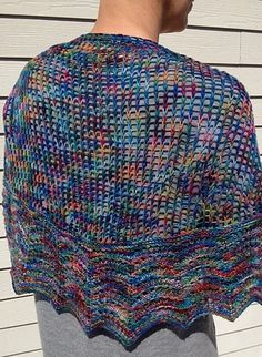 Ravelry: Project Gallery for Wild Ride pattern by Lila Agnew