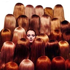 All we see is cinnamon - Orginally an iconic image by Guy Bourdin via @fur_you #haircare #haironpoint #haircolor #hairgoals #hairstylist #guybourdin #photography #instabeauty #photooftheday #gingerhair #redhead #blonde #brunette #spiceyhair #shinystrands  via TUSH MAGAZINE OFFICIAL INSTAGRAM - Celebrity  Fashion  Haute Couture  Advertising  Culture  Beauty  Editorial Photography  Magazine Covers  Supermodels  Runway Models