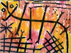 Paul Klee - Assjel im Gehege