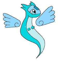 logan the chibi dragon by kycatt