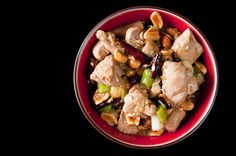 Kung Pao Pheasant by Hank Shaw, very authentic if you follow the recipe. You can sub other poultry or meat for this dish.