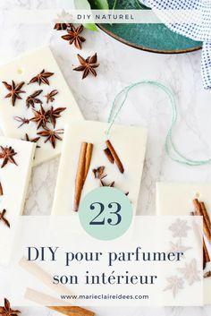 23 DIY pour parfumer son intérieur / diy parfum