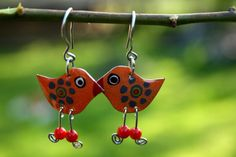 Original cute colorful funny playful by HorakovaDesigns on Etsy, $21.00