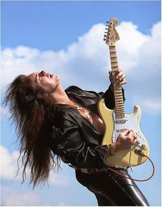 Find out more about Yngwie Malmsteen: http://youtubemusicsucks.com/who-is-yngwie-malmsteen/