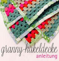 Granny Decke Einfassung auch für Restedecke interessant