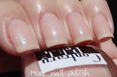 Contrary Polish Become Yours #nailpolish