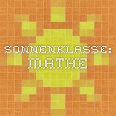 Sonnenklasse: Mathe Movies, Movie Posters, Math, First Grade, Film Poster, Films, Popcorn Posters, Film Posters, Movie Quotes