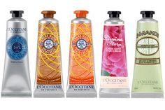All Hands On Deck  L'Occitane Hand Cream Bouquet, $50, usa.loccitane.com.  #HarpersBAZAAR #SpringStyle