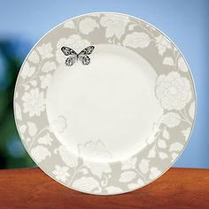 Simply Fine Lenox® Flutter Dinner Plate