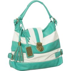 Purse Boutique: Turquoise Large Vitalio Vera Zane Hobo Handbags, Purses - handbags name brand, online handbags, small handbags on sale Hobo Handbags, Purses And Handbags, Leather Handbags, Hobo Purses, Stylish Handbags, Guess Handbags, Shoulder Handbags, Shoulder Bags, Backpack Purse