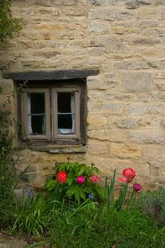 Cottage in the Cotswolds, England