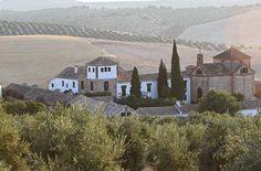 Cortijo del Marques north of Granada